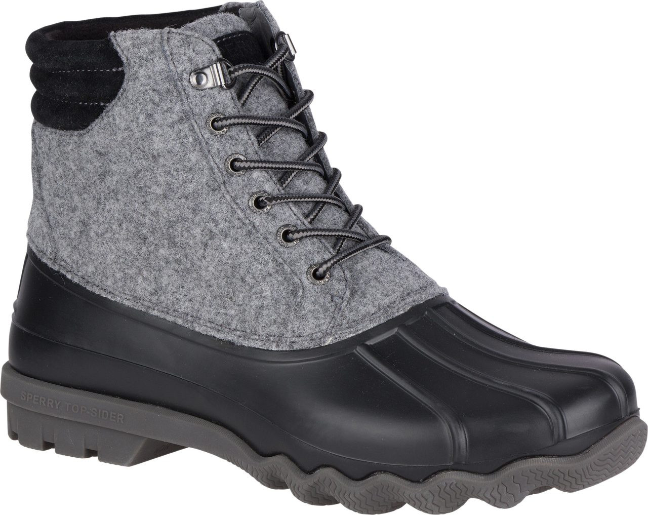 Boots from Sperry Top-Sider offer options for men and women, allowing the entire family to indulge in the outdoors. Conquer trails and sidewalks with every step. Men's fashion often boasts rugged lines but dull designs. Sperry Top-Sider boots offer much-needed alternatives, however.
