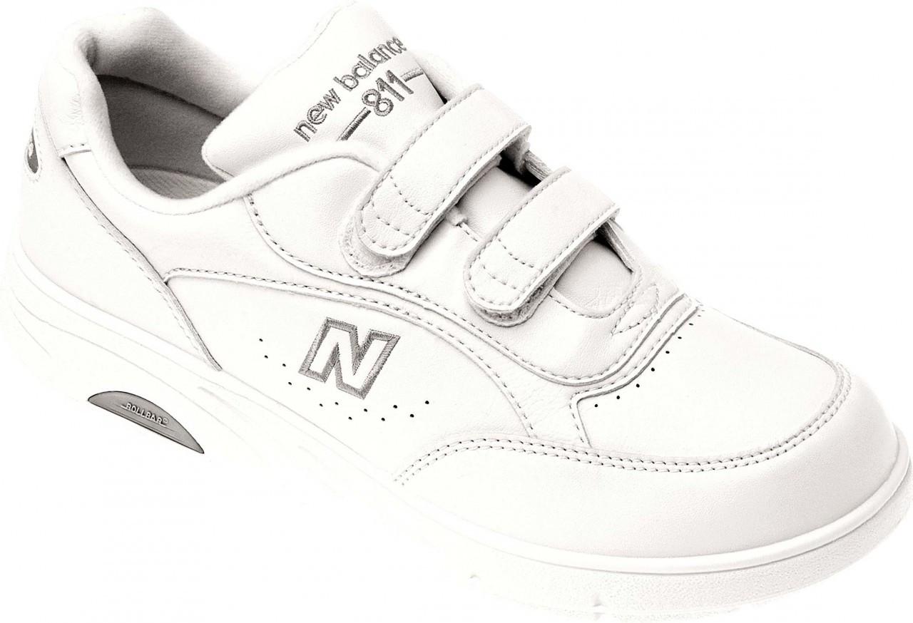 new balance walking shoes velcro. walking shoes; new balance men\u0027s 811 velcro (available in multiple colors). black. black; bone; white shoes e