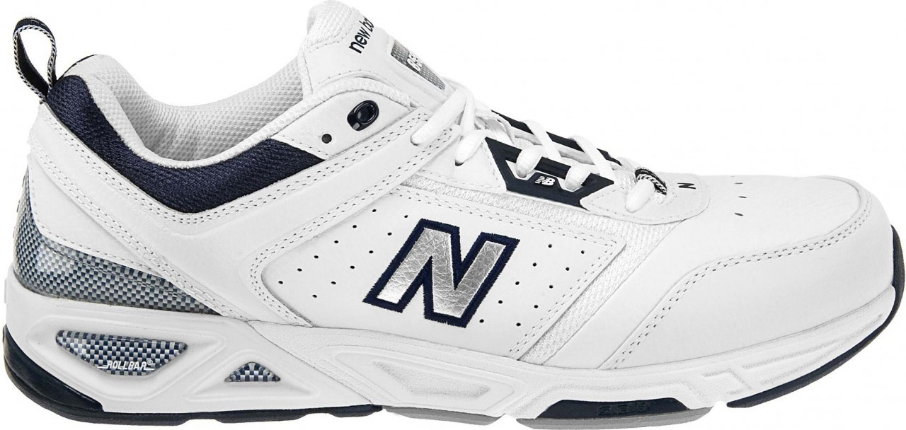... New Balance Men\u0027s 855, White/Navy. White/Navy