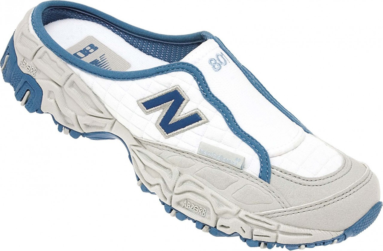... Walking Shoes; New Balance Women\u0027s 801 (Available in Multiple Colors).  Black with Grey
