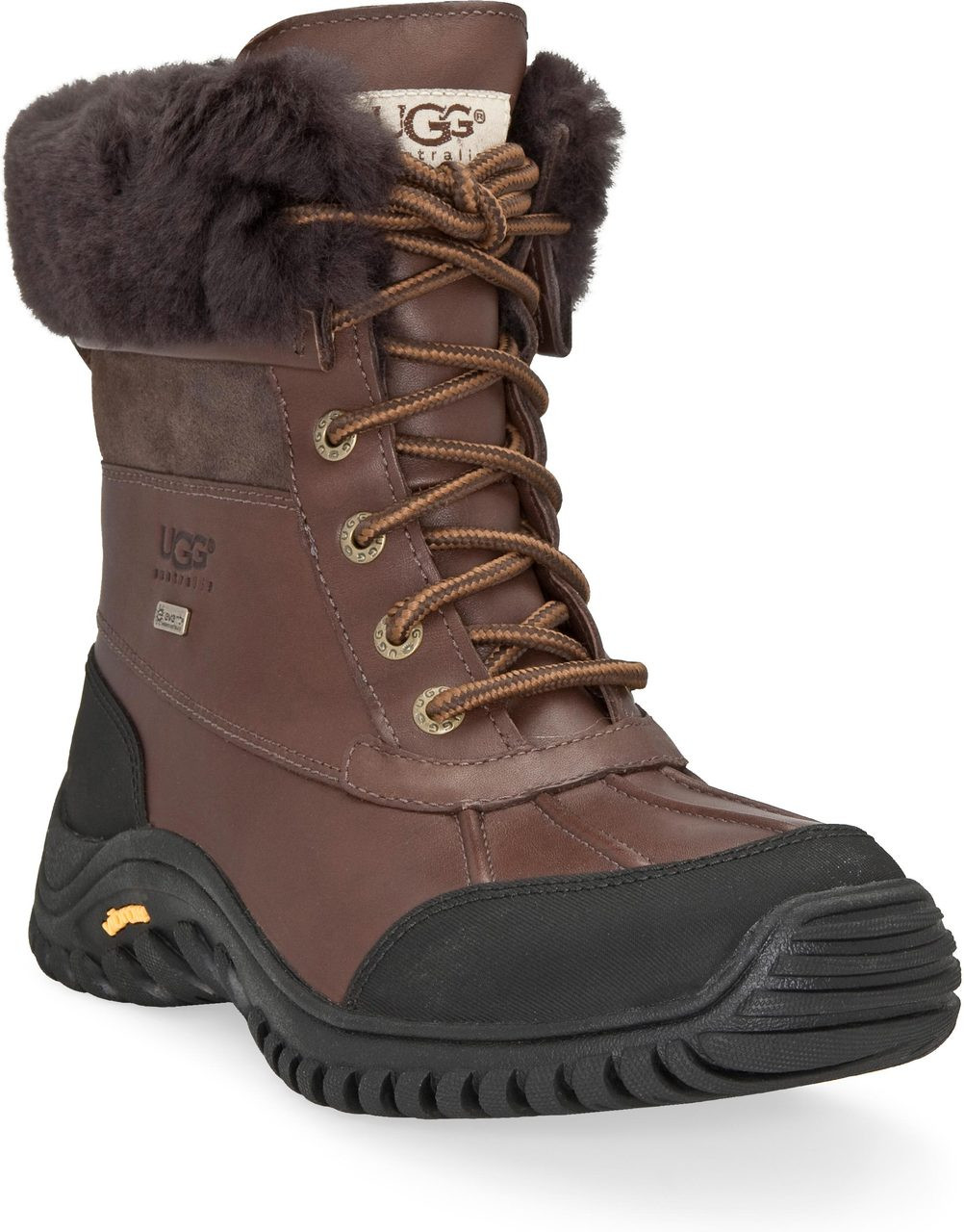 ugg women 39 s adirondack boot ii free shipping free returns ugg women 39 s ankle boots casual. Black Bedroom Furniture Sets. Home Design Ideas