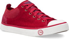 Jester Red Suede