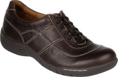Oxford Brown Leather