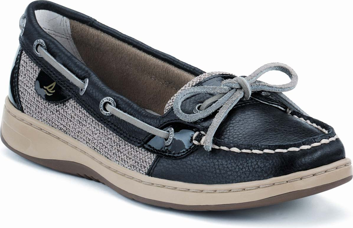 Women's Sperry. Dress the part for all of your seaside adventures with women's Sperry shoes and swimwear. Shop nautical-inspired boat shoes and casual sandals, or continue the trend into the fall with Sperry rain and winter boots.