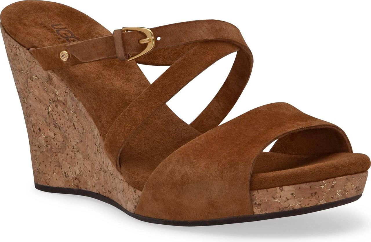 UGG Australia Suede Wedge Pumps discount fashion Style iTzJKn