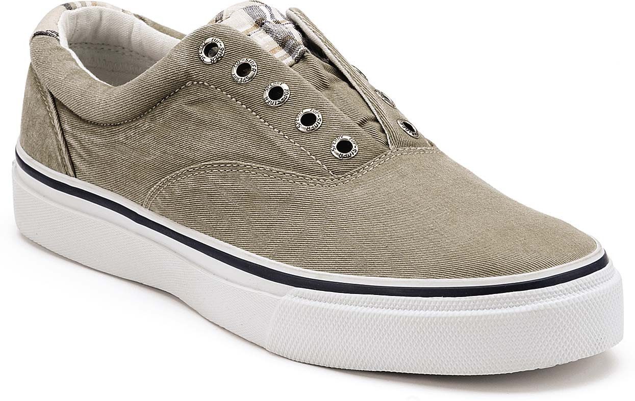 Sperry topsider stripper laceless