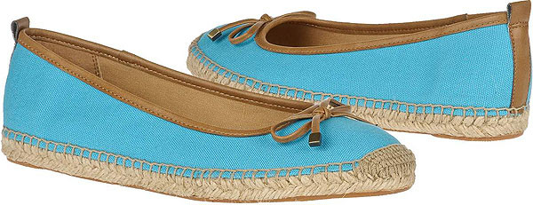 Resort Turquoise Canvas/Teakwood