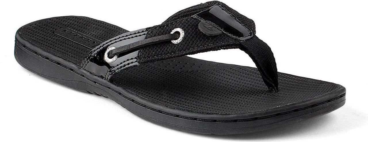 ... Sperry Top-Sider Women's Seafish. Black Patent