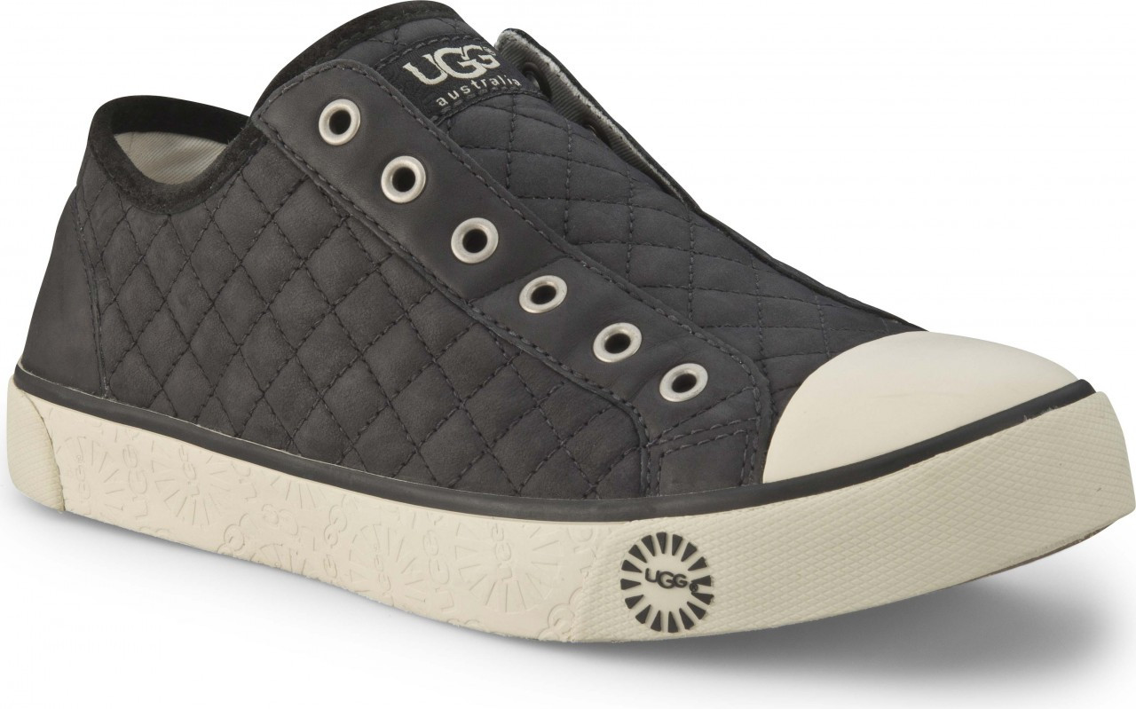 ugg leather tennis shoes