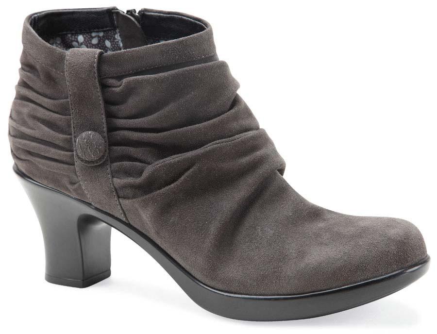 dansko buffy ankle boots