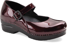 Black Cherry Patent Leather