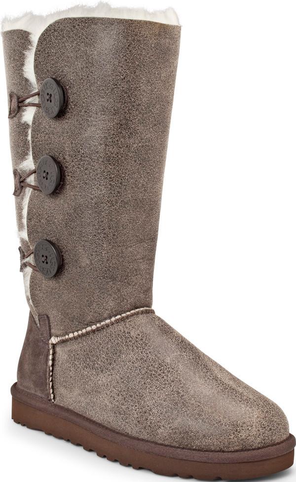 ugg australia women's bailey button bomber boots