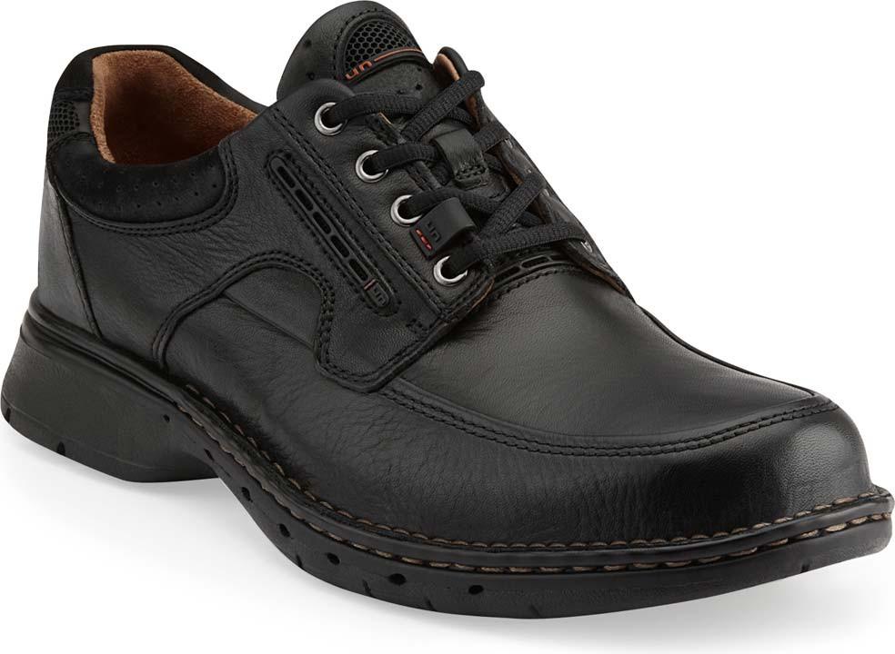 clarks unstructured men's shoes sale