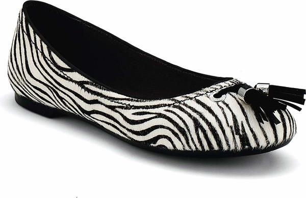 Black/White Zebra Pony