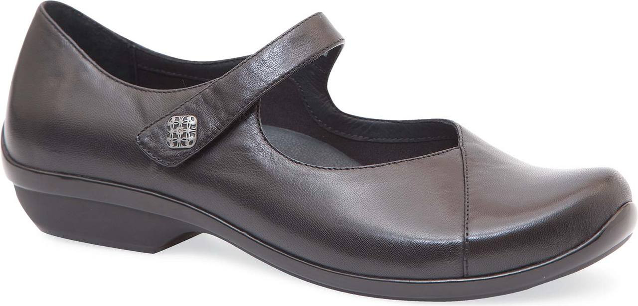 Home · Women's Clearance Shoes · Casual Shoes; Dansko Opal (Available in  Multiple Colors). Black Cherry Patent Leather