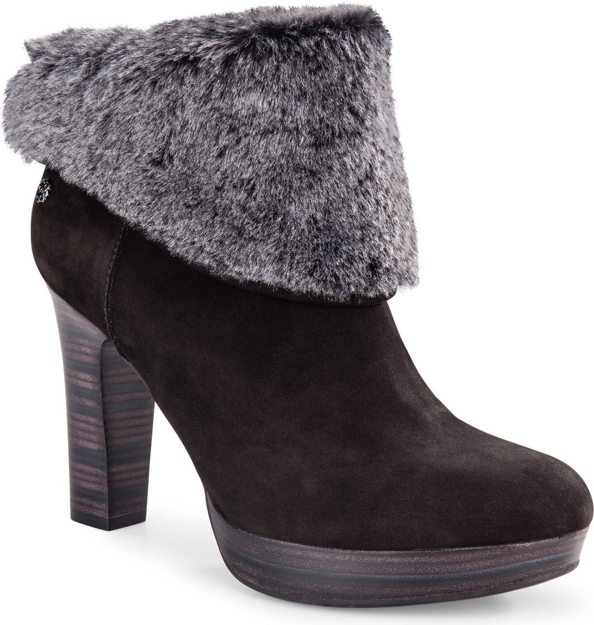 ... Ankle Boots; UGG Australia Women's Dandylion (Available in Multiple  Colors). Black Nubuck
