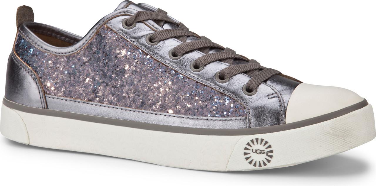 ugg evera glitter sneakers