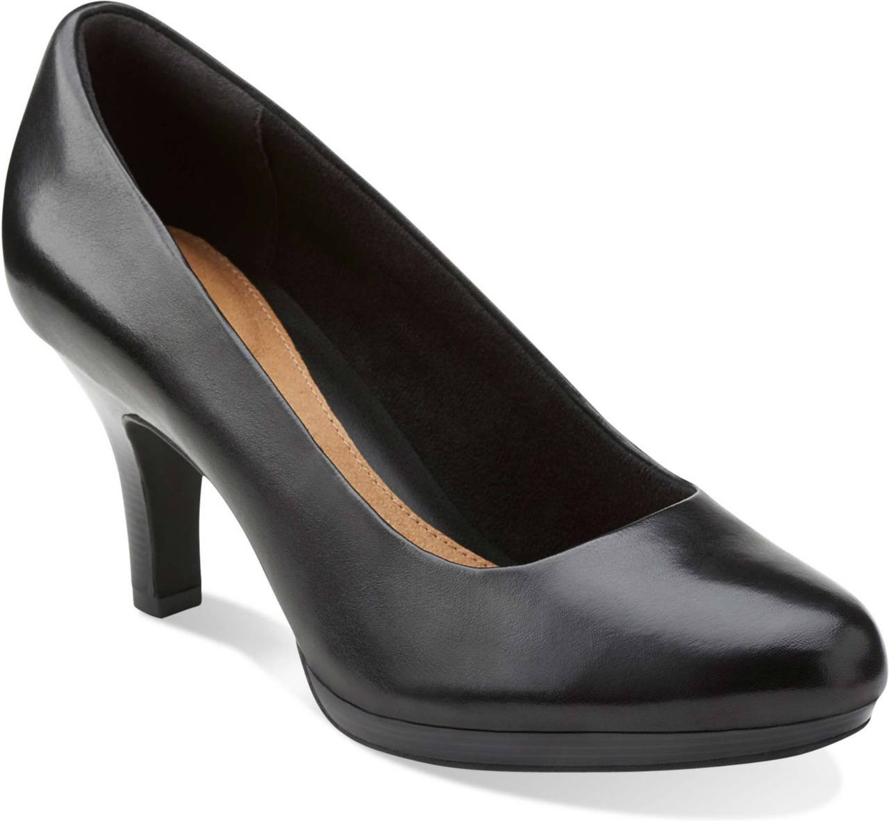 clarks tempt appeal black womens