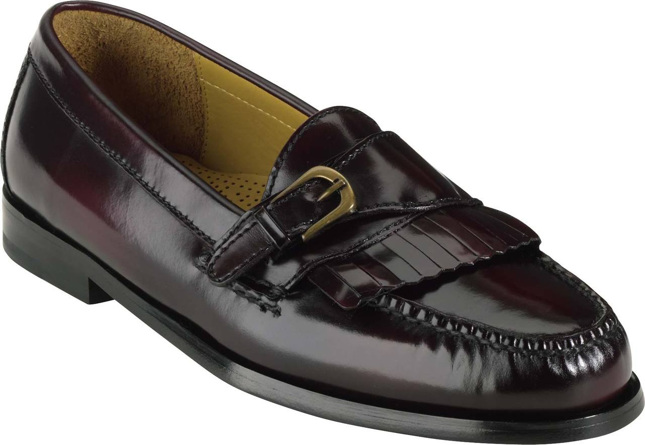 ... Dress Shoes · Loafers; Cole Haan Pinch Buckle, Burgundy. Burgundy