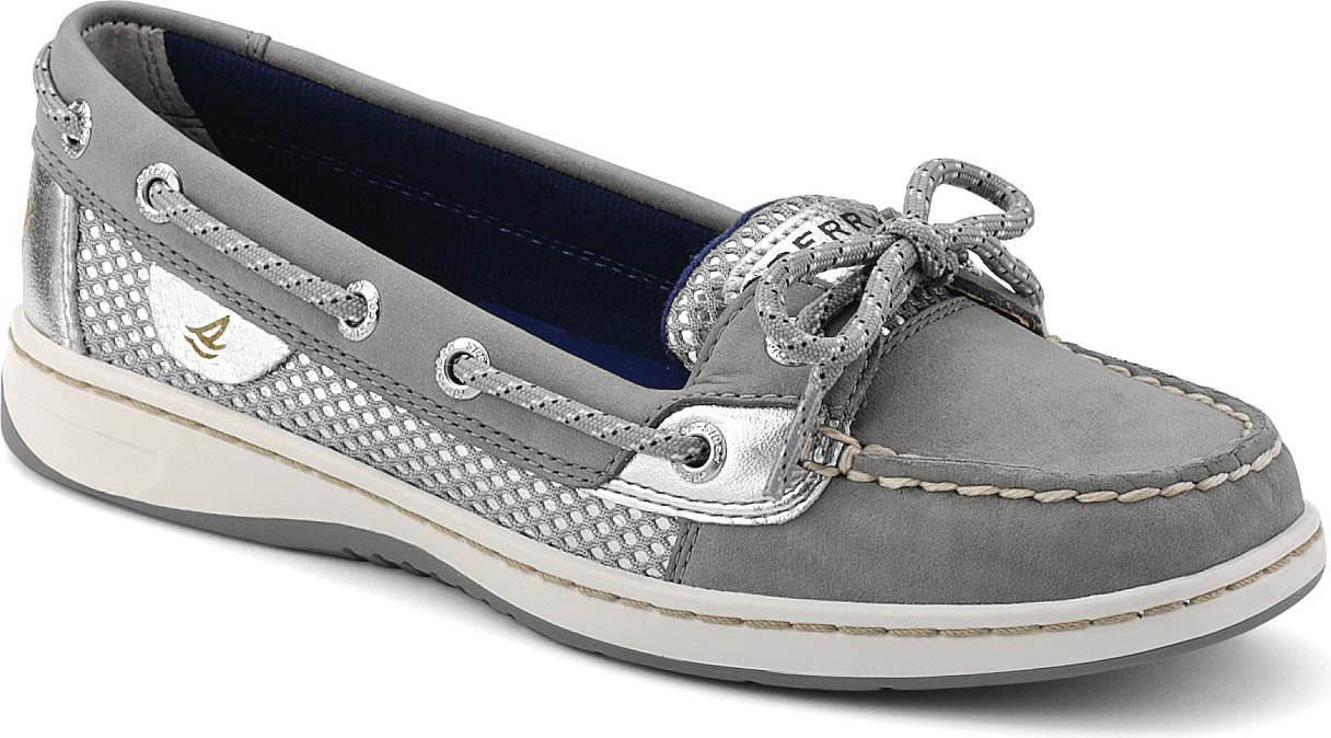 Black Sparkly Sperrys Black