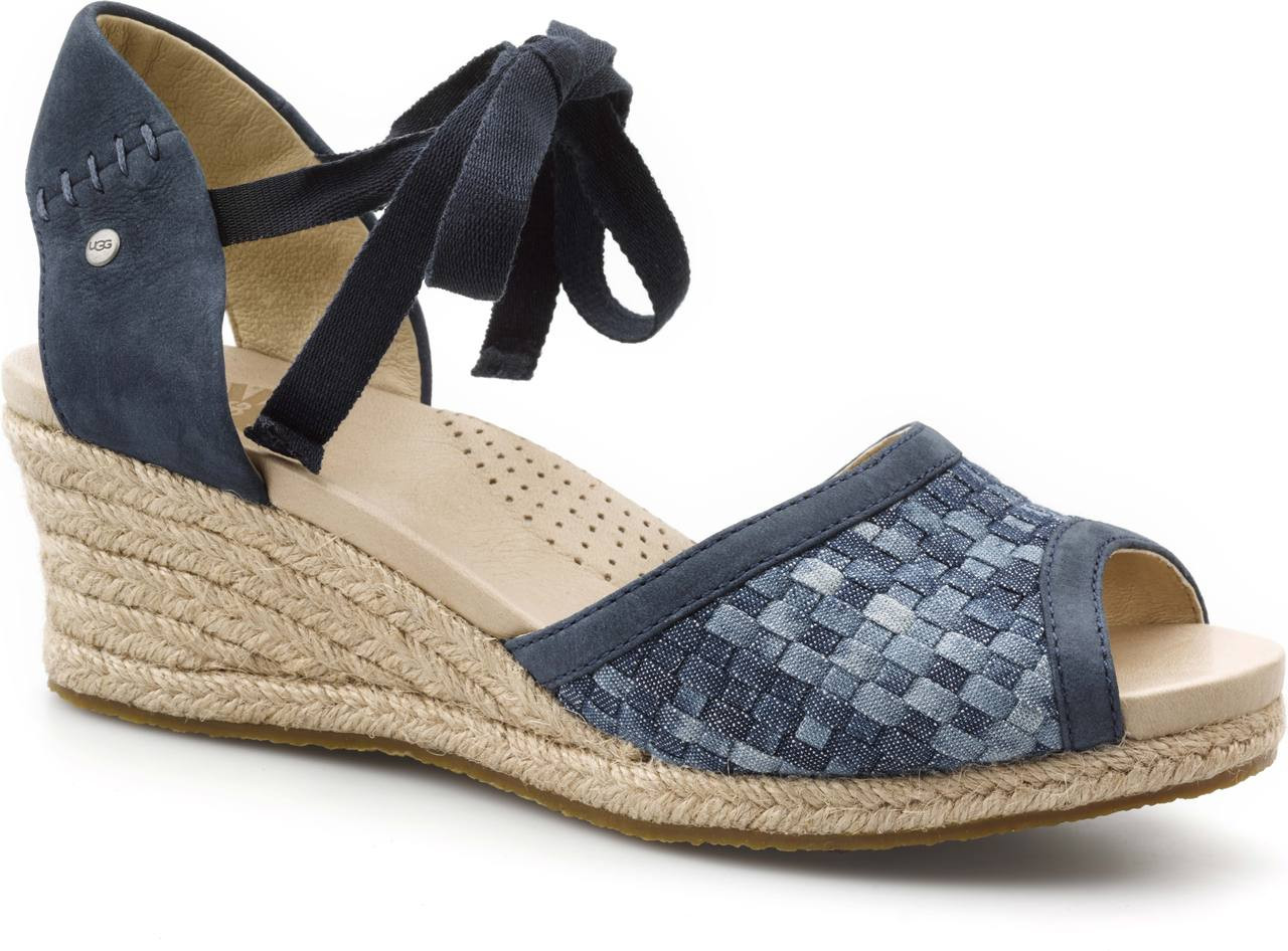 UGG Australia Espadrille Wedge Sandals clearance websites from china online cheap discount visit new XUVZOzFZ