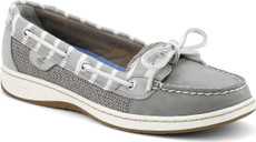 Grey Leather/Bretton Stripe