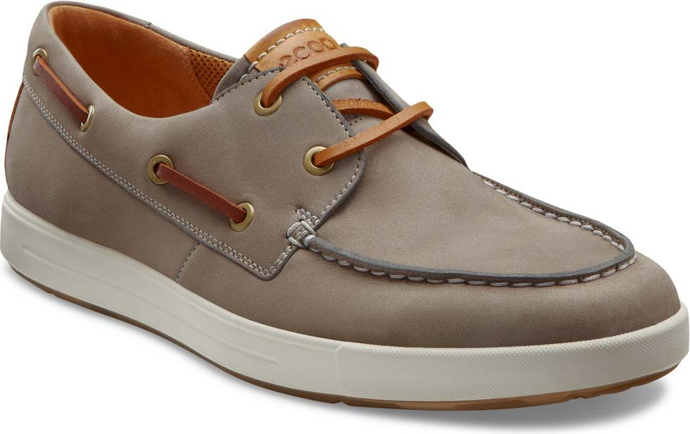 ecco mens boat shoes