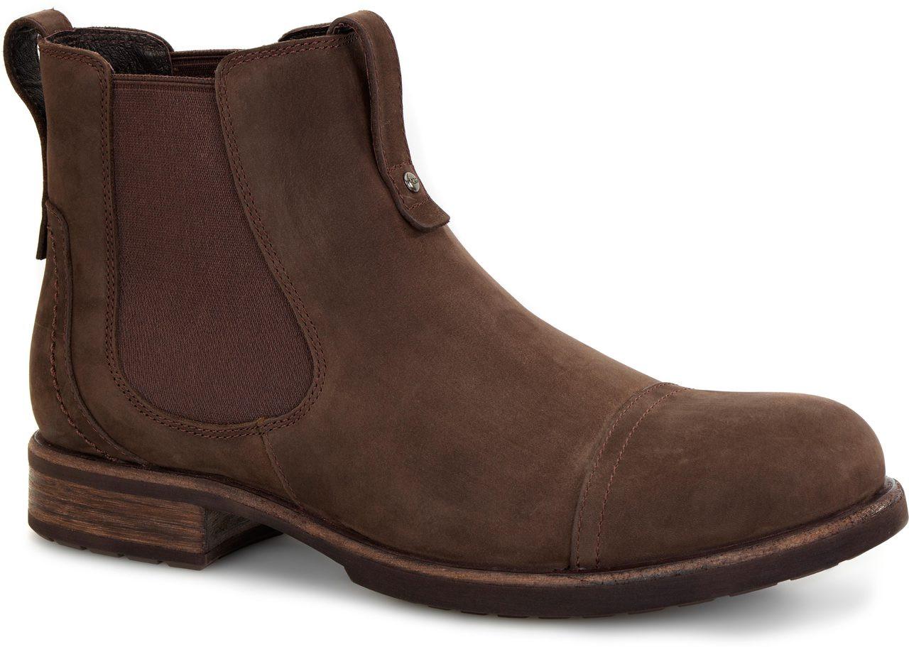 ... Casual Boots; UGG Australia Men's Gallion. Black · Black · Espresso ·  Grizzly