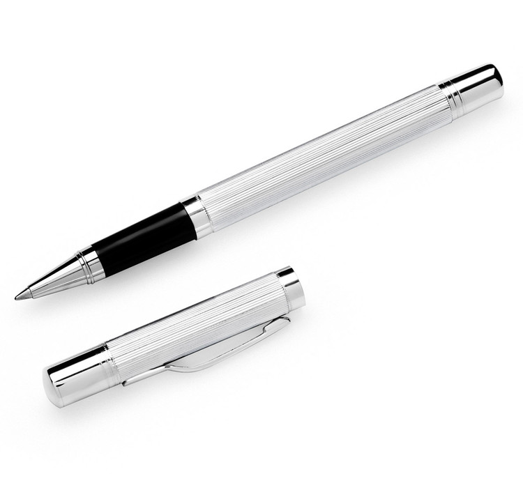 Sterling Silver Roller Ball Pen