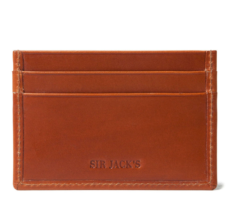 Sir Jack's Hazel Bridle Credit Card Holder