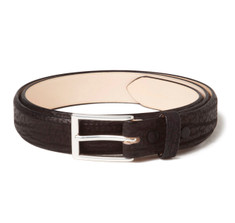 Shark Belt in Black