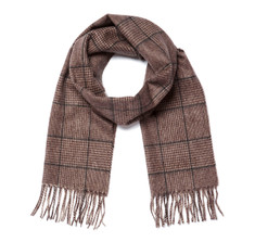 Stratton Glen Plaid Scarf Scarf