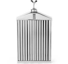 Rolls Royce Chrome Radiator Grille Decanter
