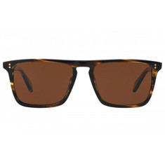 Oliver Peoples Bernardo Sun Cocobolo with Java VFX Polar Glass