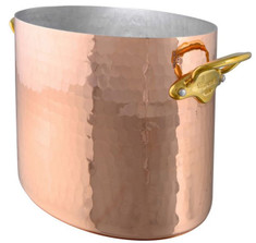 Mauviel M'30 Oval Champagne Bucket