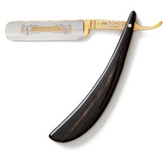 Dovo Buffalo Horn Handled Straight Razor