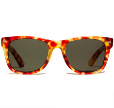 Anglo American Optical Cruise Paris Tortoise Sunglasses