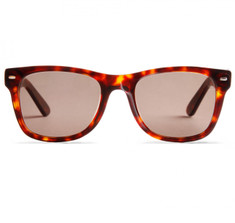 Anglo American Optical Cruise Burnt Tobacco Sunglasses