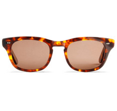 Shuron Sidewinder Tortoiseshell Sunglasses