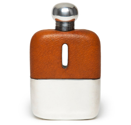 James Dixon Vintage Flask