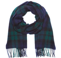 Sir Jack&#039;s Blackwatch Tartan Scarf