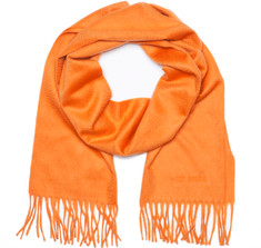 Sir Jack&#039;s Cashmere Orange Scarf