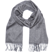 Sir Jack's Brume Grey Scarf