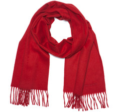 Sir Jack&#039;s Crimson Scarf