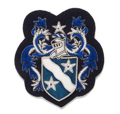 Benson &amp; Clegg Star, Crest &amp; Bend Badge