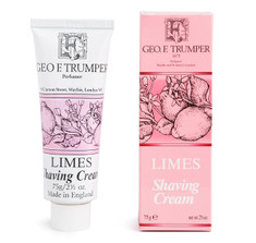 Geo F. Trumper Extract of Limes Soft Tube Shaving Cream