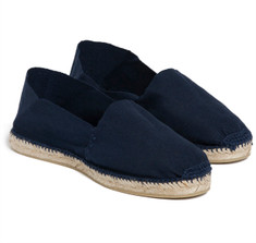 SIR JACK'S Navy Blue Espadrilles