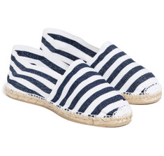 SIR JACK&#039;S Breton Stripe Espadrilles