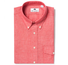 Sudbury Red Chambray Shirt