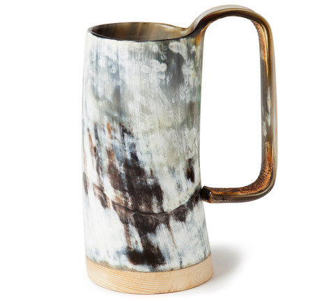 Sir Jack&#039;s Ox Horn Mug